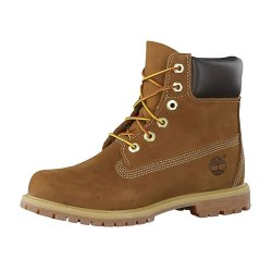 Toptopdeal-uk-Timberland-Women's-6-Inch-Premium-Waterproof-Lace-up-Boots