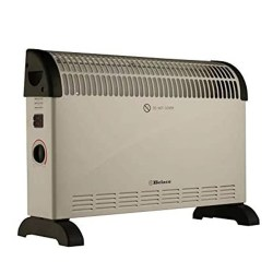 toptopdeal Belaco 2000W Electric Heater Portable white heater