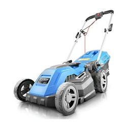 toptopdeal Hyundai 38cm Electric Lawn Mower