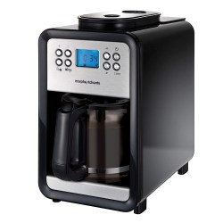 toptopdeal Morphy Richards 162101 Grind & Brew Bean To Cup Filter Coffee Machine