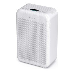 toptopdeal TaoTronics Air Purifier for Home, Large Room Air Cleaner with H13 True HEPA Filter CADR 258m³