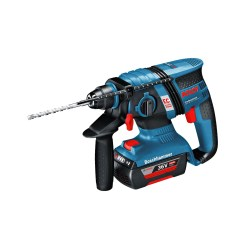 toptopdeal-Bosch Professional GBH 36 V-EC Compact Cordless Rotary Hammer Drill + 36 V 2 0 Ah Lithium-Ion Battery L-Boxx