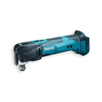 toptopdeal-Makita DTM51Z 18v Li-Ion Multi-Tool LXT Keyless Blade Change with 1 x 3 0Ah BL1830