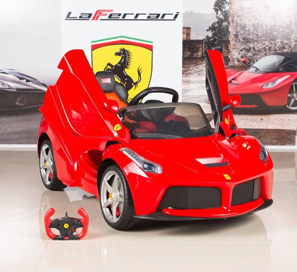 Henes Broon F830 12volt Ride Toys - Luxury Cars Kids