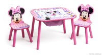 Minnie Mouse Table Chair Set & Minnie Mouse Table And ...