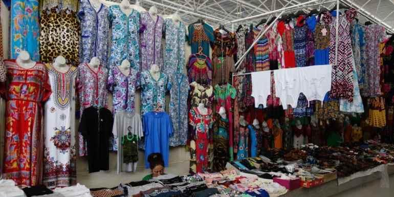 Ashgabat Kolkuchka Bazaar