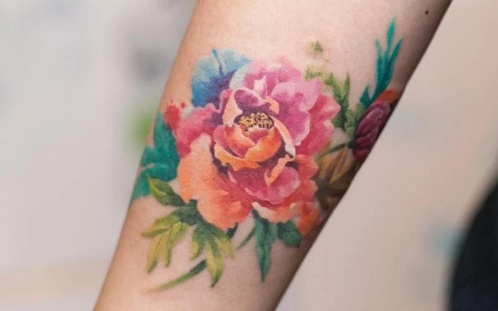 Flower Tattoo Meanings