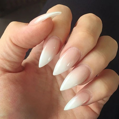 Pointy Acrylic Nails