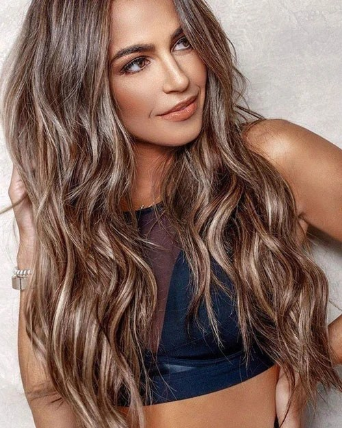 50 Trendy Long Hairstyles For Long Hair Women 2021 Guide