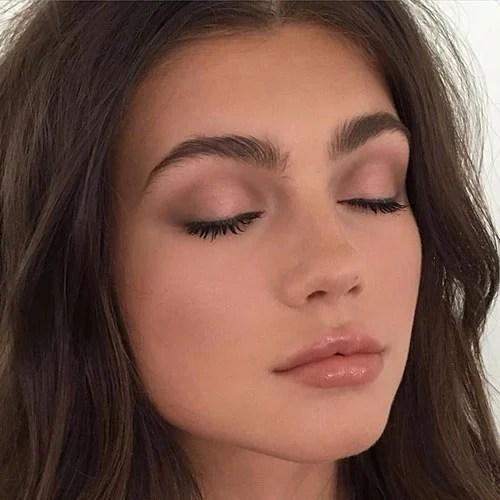 Natural Prom Makeup Ideas