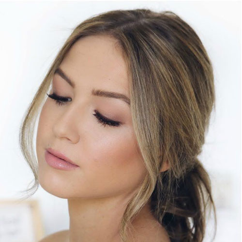 Natural Prom Makeup Looks