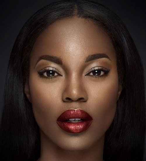 Prom Makeup Looks For Dark Skin