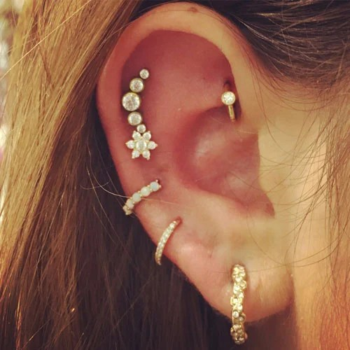 Full Ear Piercing