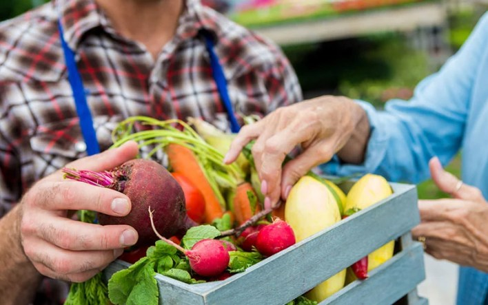 Sell Homegrown Vegetables at Farmers' Markets