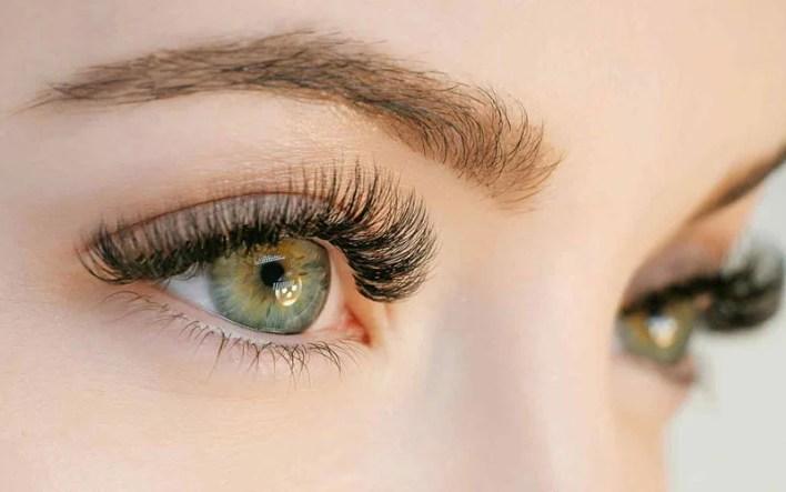 Cute Eyelash Lift and Tint Results