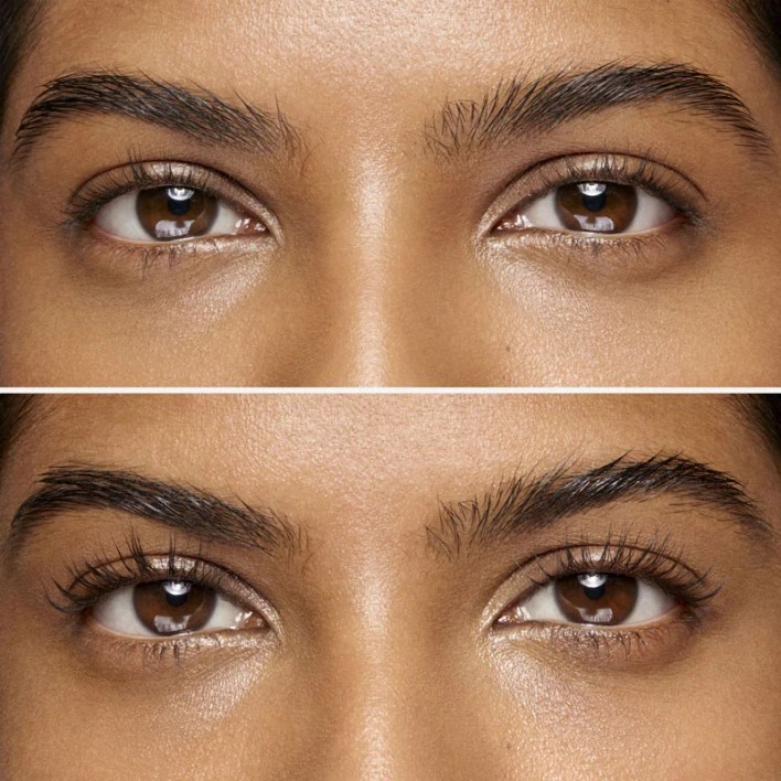 Eyelash Lift and Tint Before and After Pictures