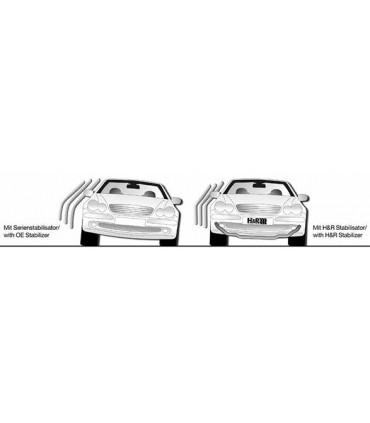 Subaru Impreza 06-07 WRX und STi H&R Sportstabilisatoren