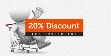 Get 20% OFF Developer License on All WP Themes and Plugins - Shopping cart
