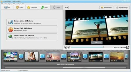 How to Make a Multimedia Presentation with Photos, Videos, and Animated Text? -
