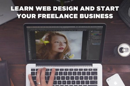 How to Learn Web Design and Start Your Freelance Business -