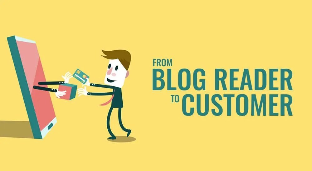 5 Easy Ways to Write Blog Posts that Convert Readers into Customers -