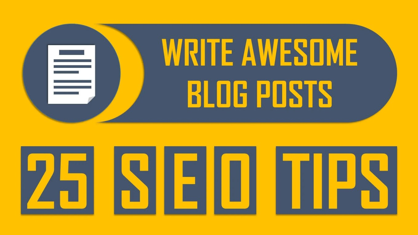 25 SEO Tips to Get Good Backlinks To Your Blog -