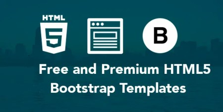 2017's Best Selling HTML Website Templates -