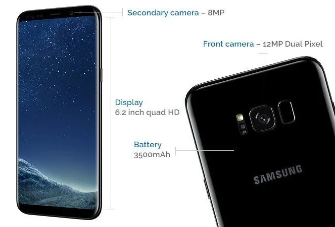 It's REAL! Samsung Galaxy S8 Plus International Giveaway! -
