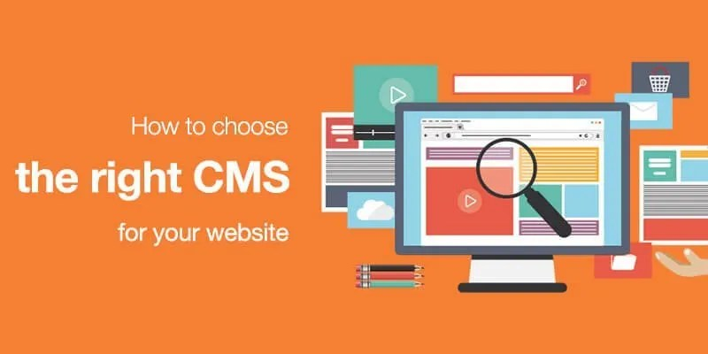 How to Choose The Right CMS - 10 Technical Factors -