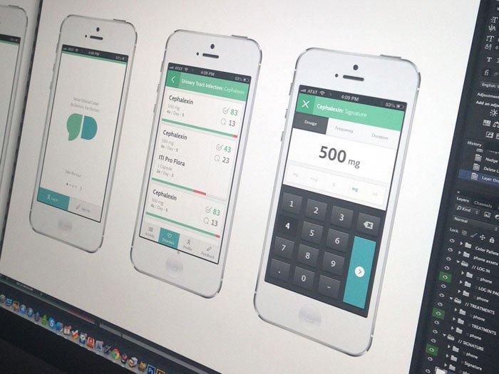 App UI Design: The Basics Uncovered - Web Design
