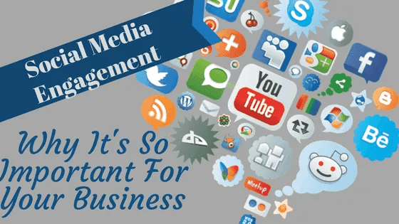 Why Social Media is Important for Your Business - Graphic design