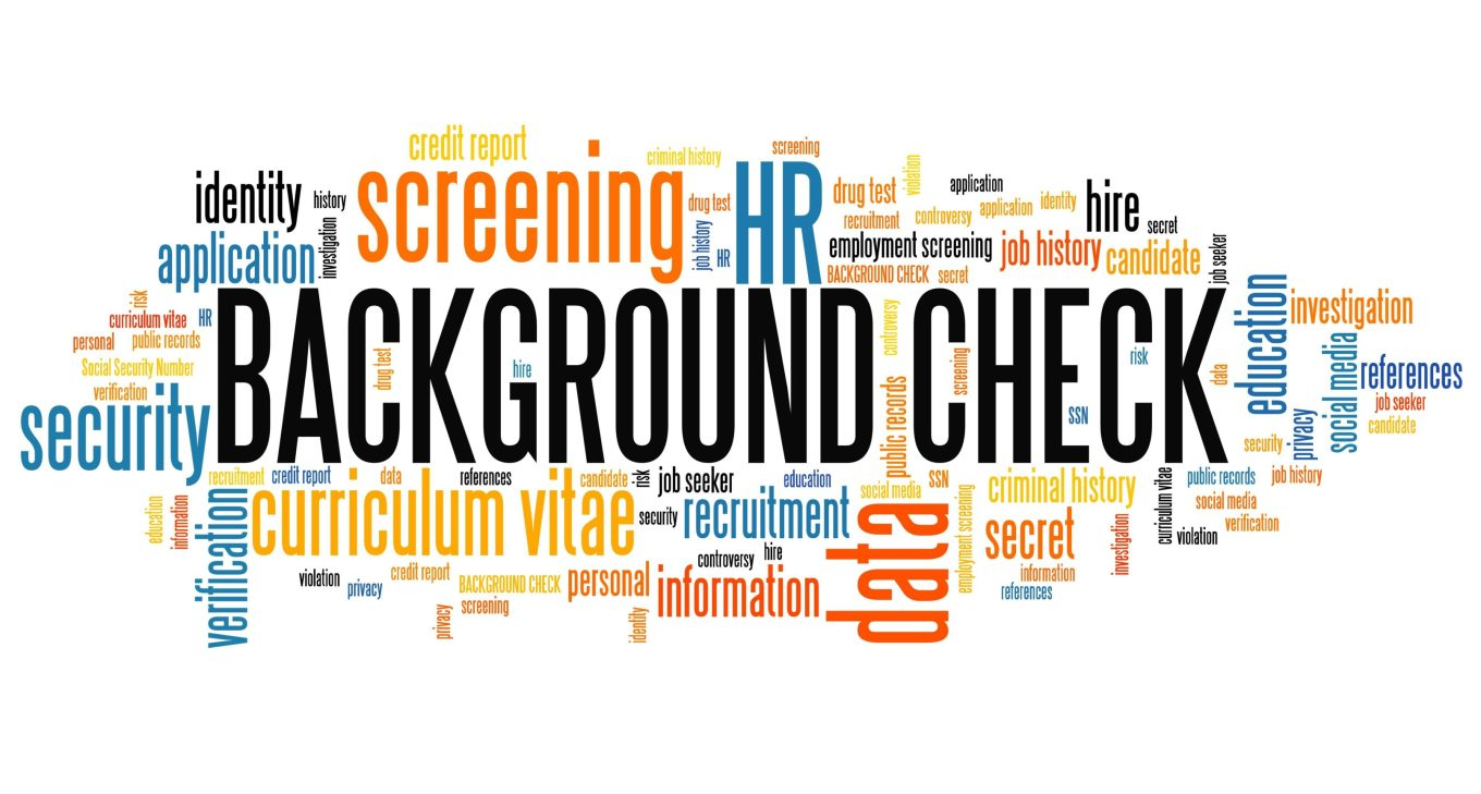 When to Expect a Background Check: Advice for Consumers - Background check