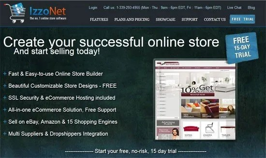 New eCommerce Platform - Create an Online Store in Minutes - Uncategorized