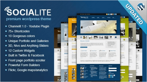 Download Socialite – Modern Premium WordPress Theme - Uncategorized