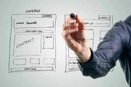 Web Design Tips for an Outstanding Website - Technology