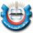 Logotipo de la Universidad de Ciencia y Tecnología de Jordania