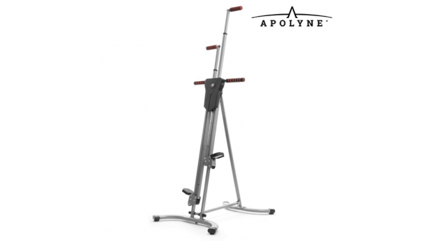 Máquina de Escalada Vertical de Fitness com Vídeo de