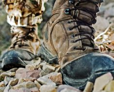 Trip and Choosing Hunting Boots