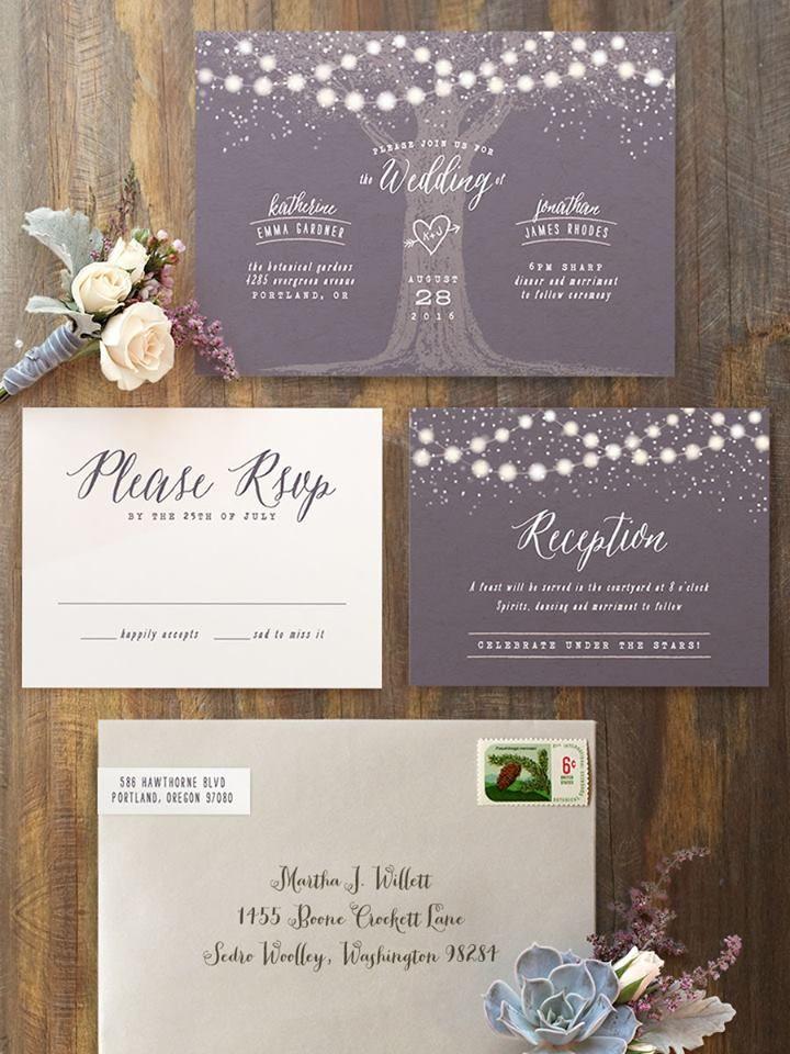 Invitation Wording Examples