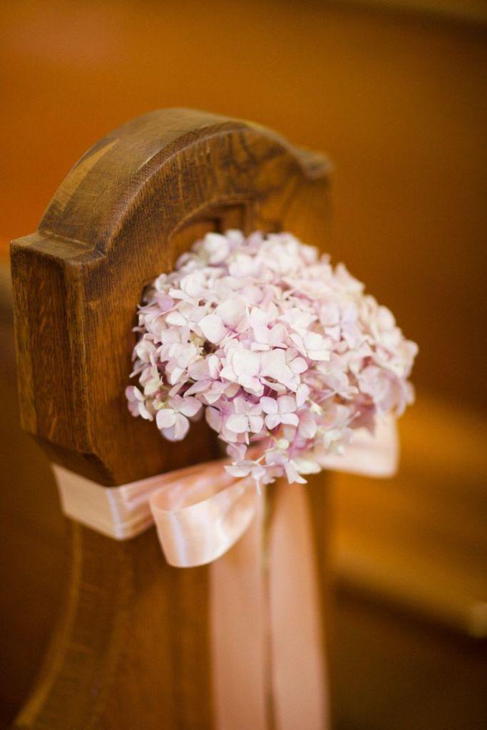 Decorate Church for Wedding Wedding Pew Bows