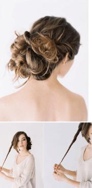 5 gorgeous diy wedding hairstyles