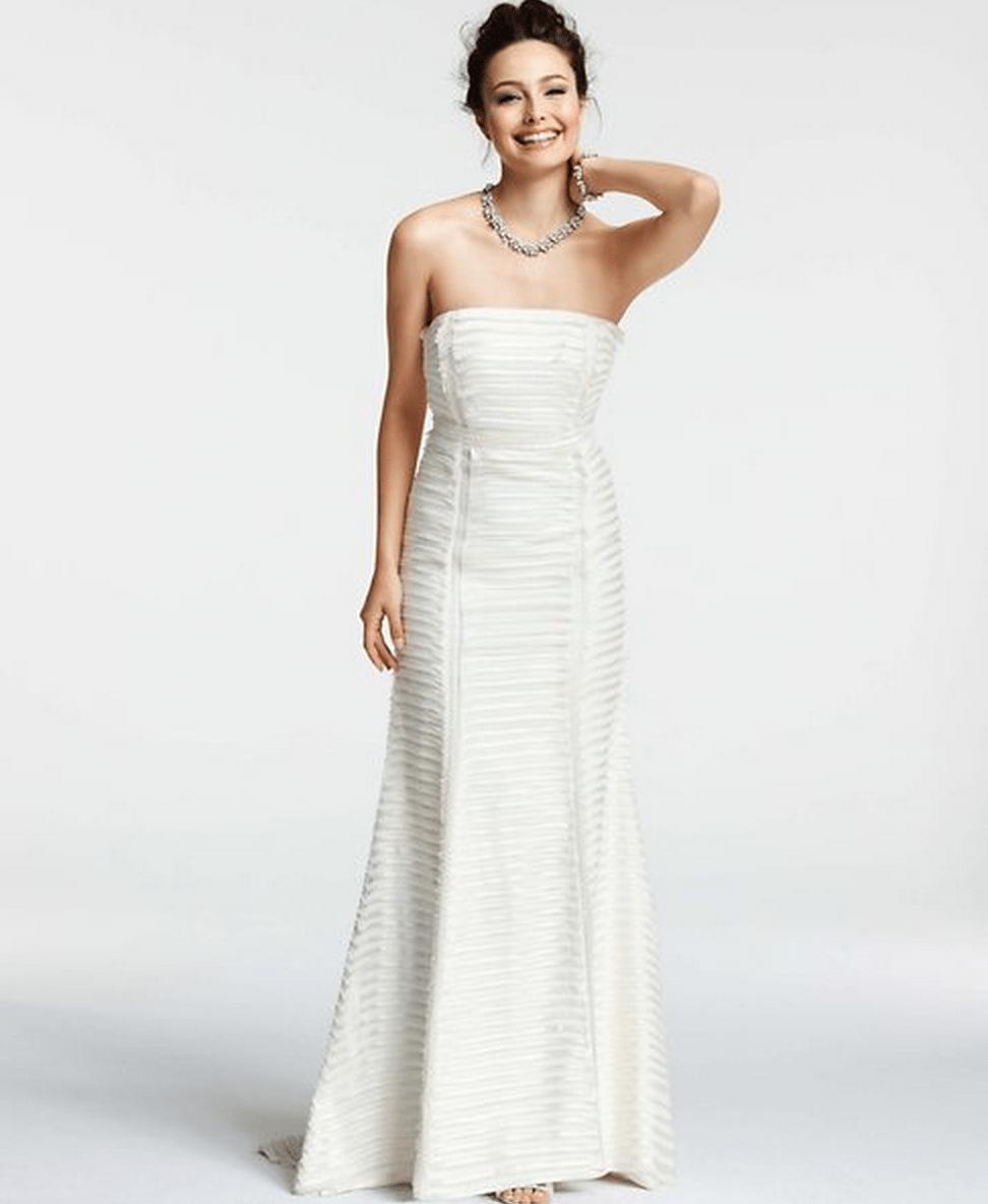 Ann Taylors Stunning 2014 Wedding Collection