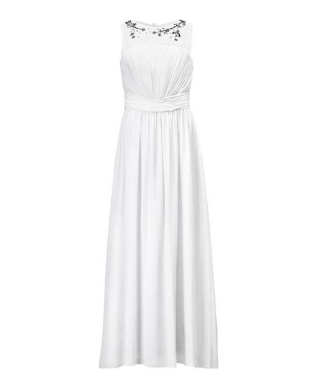 f124891c919 Affordable Second Wedding Dress from H M for  99