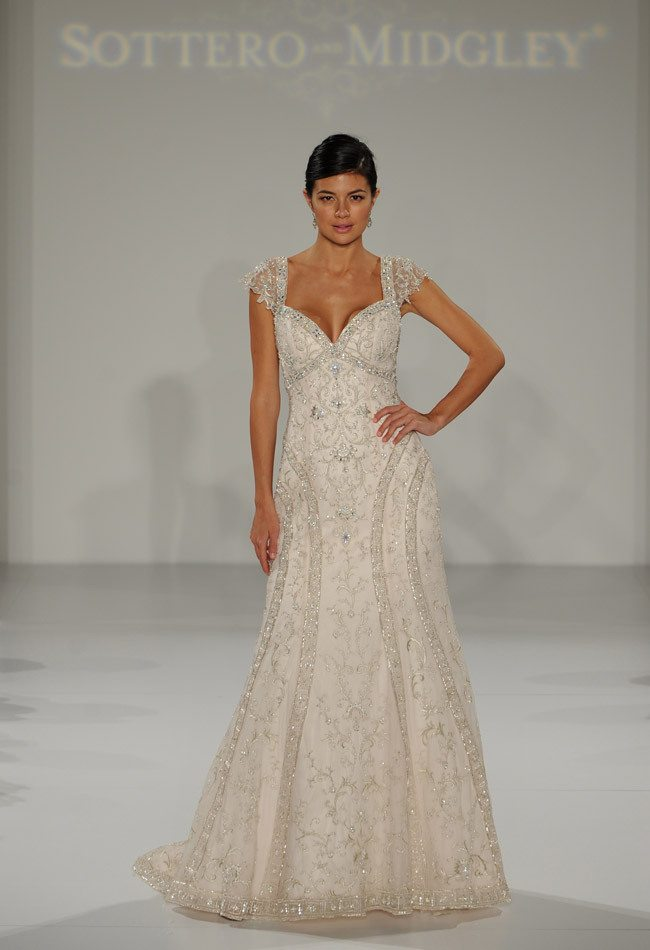 Sottero & Midgley Fall 2014 Dress Collection