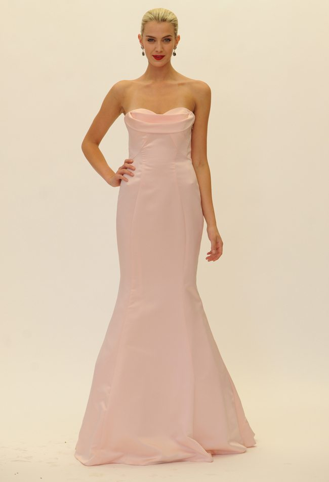 Truly Zac Posen 2014 Bridal Dress Collection