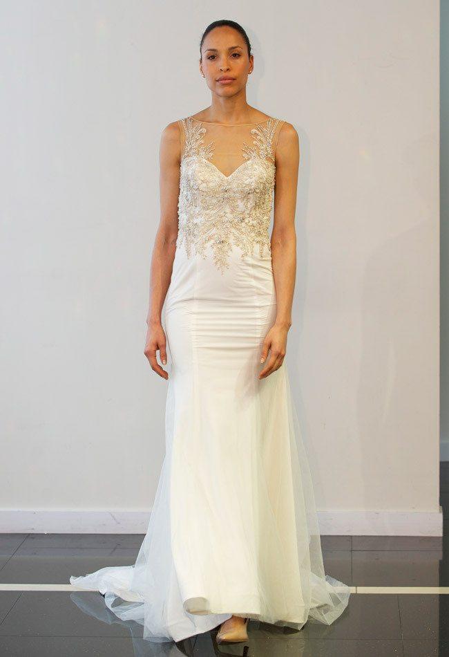 Simone Carvalli Spring 2015 Dress Collection