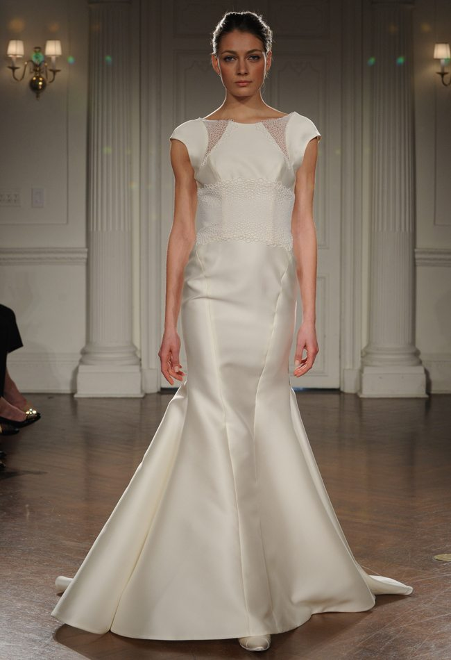 Peter Langner Spring 2015 Dress Collection