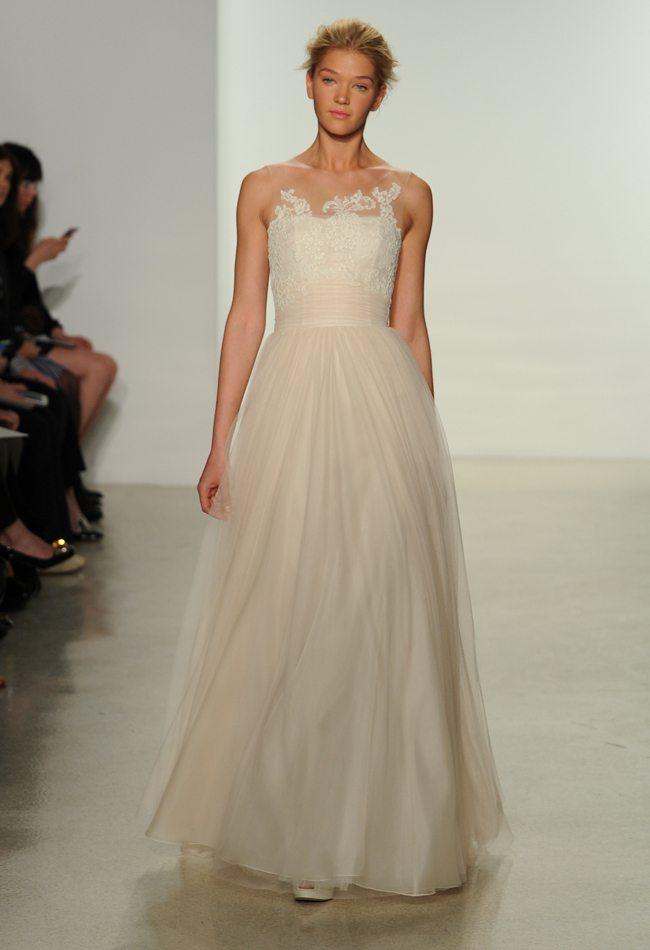 Christos Spring 2015 Dress Collection