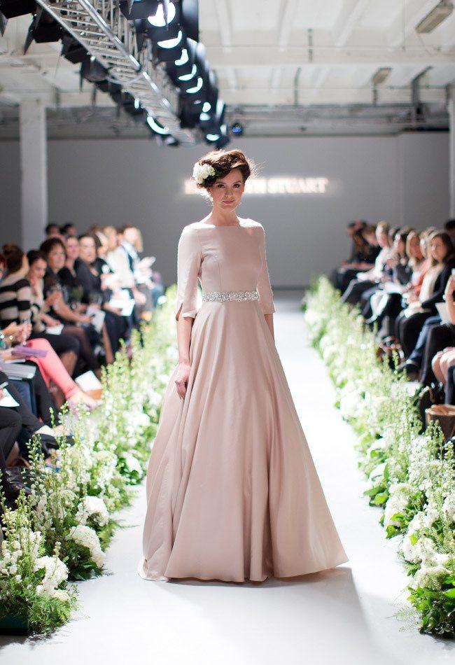 Elizabeth Stewart Fall 2014 Dress Collection