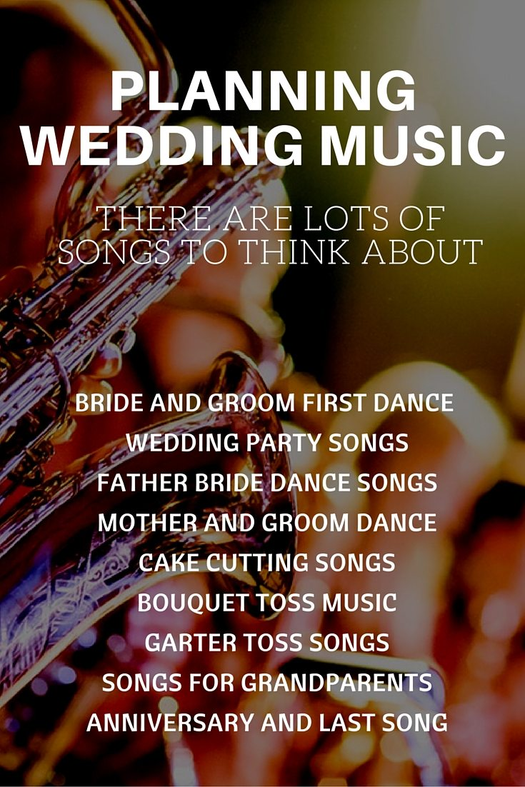 Complete Guide to Wedding Music  Songs